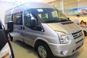 Khuyến mãi mua xe Ford Transit Limousine, 10 chỗ, bản trung cấp, vay trả góp chỉ 150 triệu, giao xe trong 30 ngày