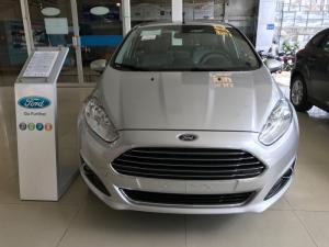 Khuyến mãi mua xe Ford Fiesta Ecoboost 2018, số tự động, vay trả góp chỉ 100 triệu, giao xe trong 30 ngày.