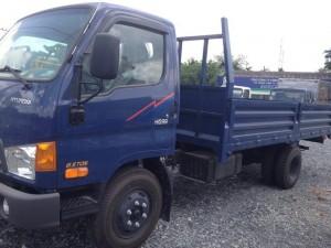Xe tải hyundai hd99 thùng lửng mới 100% lắp...