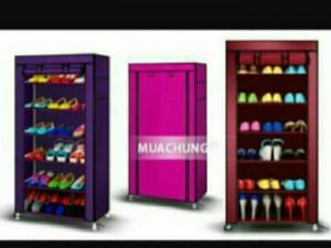 Tủ giày 6 tầng tiện ích