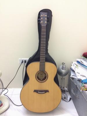 Guitar Acoustic Morrison Giá Rẻ