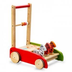 3 mẫu Xe tập đi cho bé bằng gỗ an toàn và bền chắc