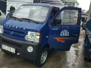 Xe tải nhỏ dongben 870kg,770kg,810kg hỗ trợ trả góp 80% giá tốt