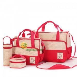 Túi Mẹ Và Bé 5in1 Cao Cấp NX790