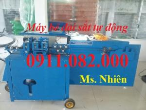 Chuyên sản xuất và phân phối máy bẻ đai sắt tự động, máy bẻ tai dê giá rẻ