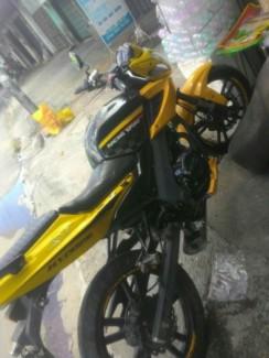 Moto rebel usa 125 nutus 2 máy