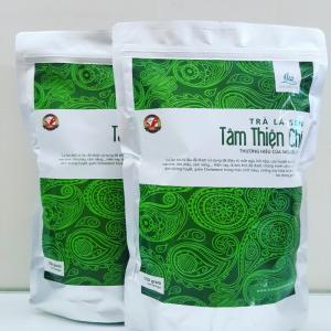 Trà Lá Sen giảm cân Tâm Thiện Chí combo 2 túi 150g Tặng 1 bình pha trà 1,5 lít