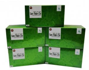 Combo 5 hộp trà lá sen Tâm Thiện Chí 1 bình pha Trà 1,5 lít
