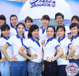 Áo thun đồng phục đẹp, áo phông quảng cáo giá rẻ chất lượng uy tín TPHCM, Bình Dương, Đồng Nai