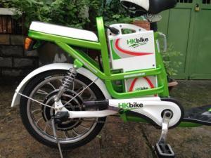 Xe Đạp điện Đời Mới HK Bike , xe còn bảo hành 10 Tháng , mới 99% không trầy sướt