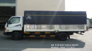 Xe tải Hyundai HD99 6,5 tấn - Đô Thành