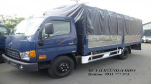 Xe tải Hyundai HD99 6,5 tấn - Đô Thành - Hỗ trợ trả góp lãi suất thấp