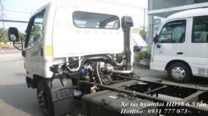 Xe tải Hyundai HD98 6,5 tấn - Đô Thành - Hỗ trợ trả góp lãi suất thấp