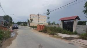 Bán 200 nền đất gần cty Changsin có sổ hồng thổ cư