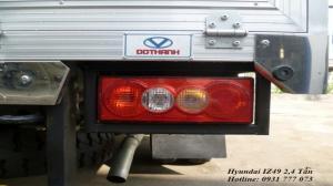 Xe tải Hyundai IZ49 Đô Thành - Xe tải Hyundai 2,4 tấn - Hỗ trợ giao xe nhanh.