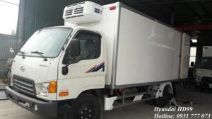 Xe tải đông lạnh Hyundai HD99 6 tấn - Hyundai Đô Thành
