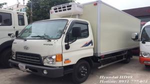 Xe tải đông lạnh Hyundai HD99 6 tấn - Hotline: 0931777073 (24/24)