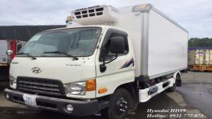 Xe tải đông lạnh Hyundai HD99 6 tấn - Hyundai Đô Thành - Hỗ trợ giao xe nhanh.