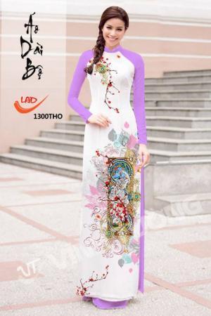 Vải áo dài LAD 1300