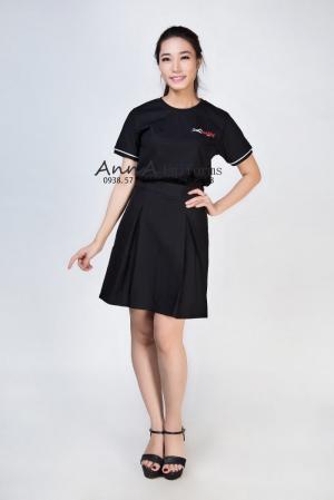 Xưởng may gia công áo thun nữ thời trang, form dáng đẹp
