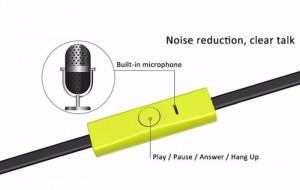 Tích hợp microphone và hỗ trợ rất tốt cho các cuộc đàm thoại.