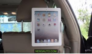 Giá đỡ Ipad sau ghế trên ô tô