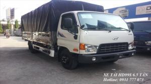 Xe tải Hyundai HD99S Đô Thành - Xe tải Hyundai 6,5 tấn - Hotline: 0931 777 073 (24/24)