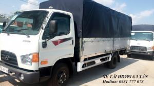 Xe tải Hyundai HD99S Đô Thành - Xe tải Hyundai 6,5 tấn - Hỗ trợ giao xe nhanh.