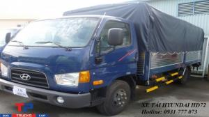 Xe tải Hyundai HD72 Đô Thành - Xe tải Hyundai 3,5 tấn - Hỗ trợ giao xe nhanh.