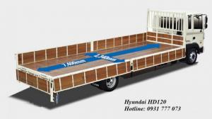 Xe tải Hyundai HD120 5 tấn - Đô Thành - Hotline: 0931 777 073 (24/24)