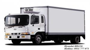 Xe tải Hyundai HD120 5 tấn - Đô Thành - Hỗ trợ trả góp lãi suất thấp.