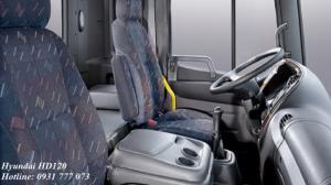 Xe tải Hyundai HD120 5 tấn - Đô Thành - Hỗ trợ giao xe nhanh.