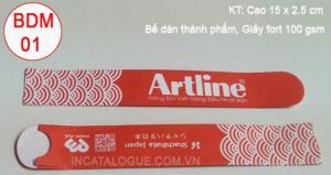 Kim Nhật long in ấn và thiết kế bao đũa muỗng