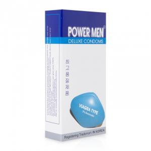 Bao cao su Powermen Viagra ( Hộp 12)