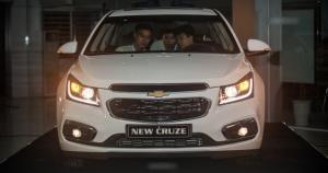 Bán Xe Chevrolet Cruze Ltz Đời 2017, Màu Trắng