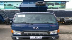 Xe Ben Hyundai HD65 2,5 Tấn - Hyundai Đô Thành - Hỗ trợ trả góp lãi suất thấp.