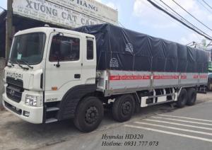Xe tải Hyundai HD320 18 Tấn - Hyundai Đô Thành