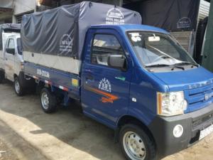 Bán xe tải nhỏ Dongben Động cơ suzuki trả...