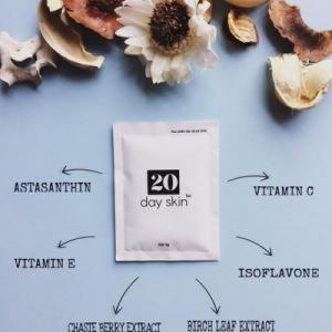 20dayskin Thực phẩm Làm Trắng Da, sạch mụn, hết nám, hiệu quả - Chuyên sỉ và lẻ, Giá tốt nhất .