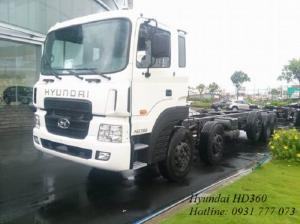 Hyundai HD360 5 Chân - Đô Thành - Hỗ trợ giao xe nhanh - Hotline: 0931777073 (24/24)