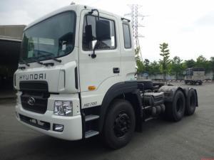 Xe đầu kéo Hyundai HD700 - Giá Xe Đầu Kéo...