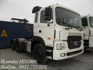 Xe đầu kéo Hyundai HD1000 - Hotline: 0931 777 073 (24/24)