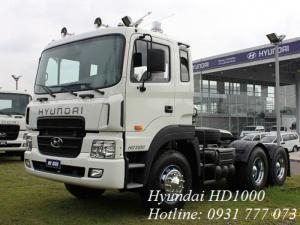 Xe đầu kéo Hyundai HD1000 - Hỗ trợ trả góp lãi suất thấp.