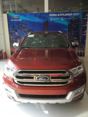Ford Everest Titanium 2.2 AT 2017,nhập từ...