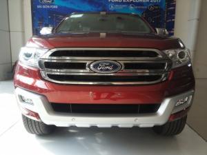 Ford Everest Titanium 2.2 AT 2017,nhập từ Thái,hỗ trợ vay 80%