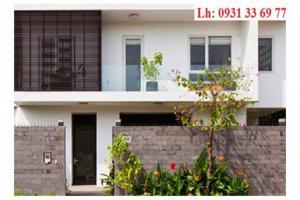 Bán nhà 2 mặt tiền Ngô Thì Nhiệm phường 6 quận 3, dt 10x32m, giá 78 tỷ,