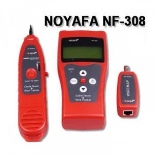 Máy Test mạng NF-308, Đo được số mét cáp