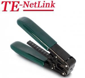 Chi Tiết: Kìm bóc vỏ cáp quang FTTH là sản phẩm dùng để tách lớp vỏ nhựa bên ngoài của cáp quang FTTH 1FO, 2FO để lấy sợi quang.\ Sản phẩm được thiết kế chính xác để cắt và tách lớp vỏ nhựa cũng như các sợi chịu lực với chỉ 2 thao tác. Đặc điểm: Thiết kế cho cáp quang FTTH 1FO, 2FO Sử dụng với 02 thao tác Độ chính xác cao, không lằm sứt mẻ, đứt gãy sợi quang Tay cầm cao su dễ cầm nắm Thép không gỉ chất lượng cao