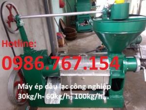Hà Nội cung cấp máy ép dầu lạc công nghiệp, máy ép dầu 6YL100, 6YL120, 6YL130...
