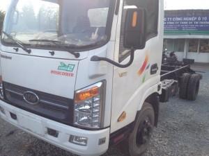 Xe tải veam motor mới 100% động cơ Hyundai nhập 3 cục